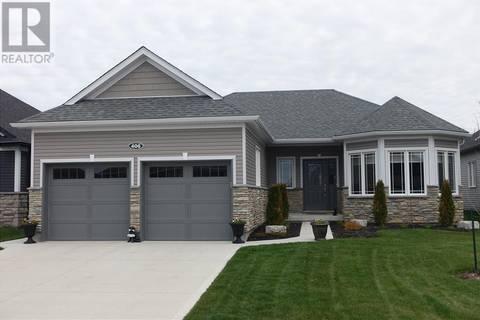 House for sale at 74 Callanish Rd Unit 406 Kincardine Ontario - MLS: 193121