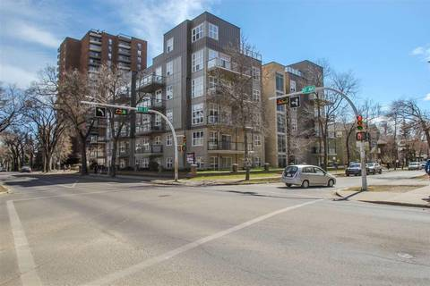 Condo for sale at 8619 111 St Nw Unit 406 Edmonton Alberta - MLS: E4144716