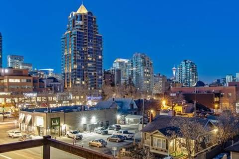 Condo for sale at 910 18 Ave Southwest Unit 406 Calgary Alberta - MLS: C4234045