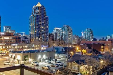 Condo for sale at 910 18 Ave Southwest Unit 406 Calgary Alberta - MLS: C4266376