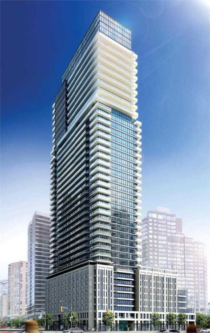 The Britt Condos Condos: 955 Bay Street, Toronto, ON