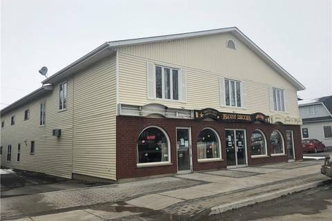 Commercial property for sale at  406 Blvd Grand-sault New Brunswick - MLS: NB021954