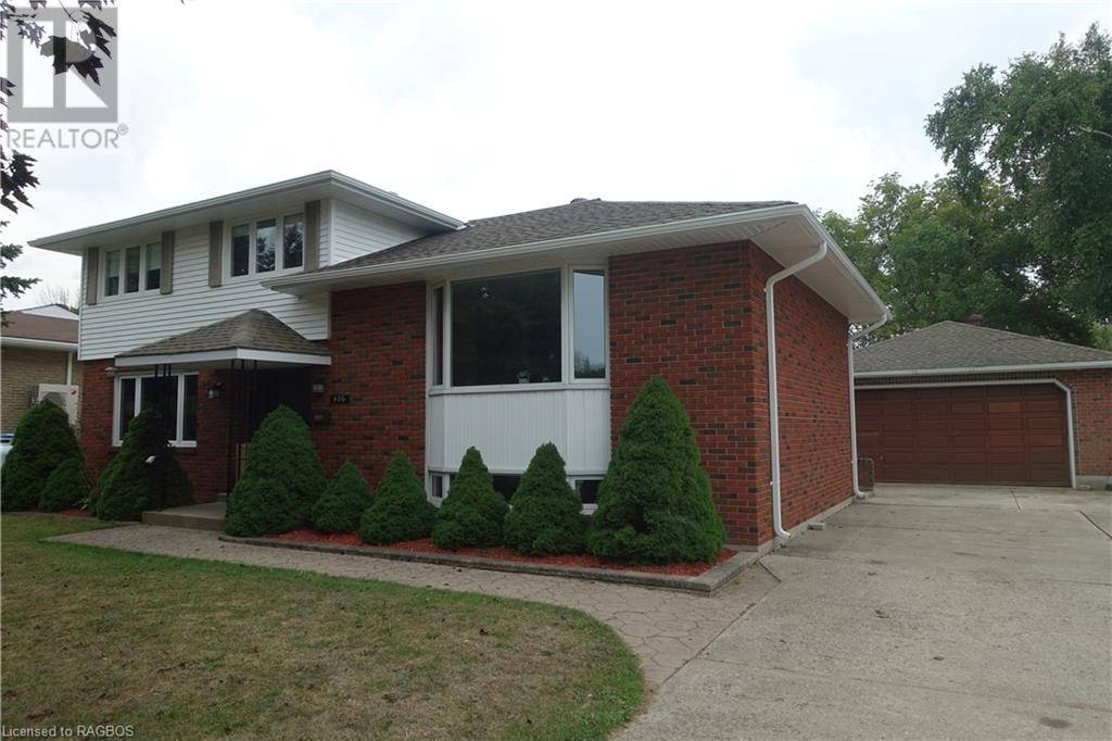 House for sale at 406 Kingsway St Kincardine Ontario - MLS: 218325