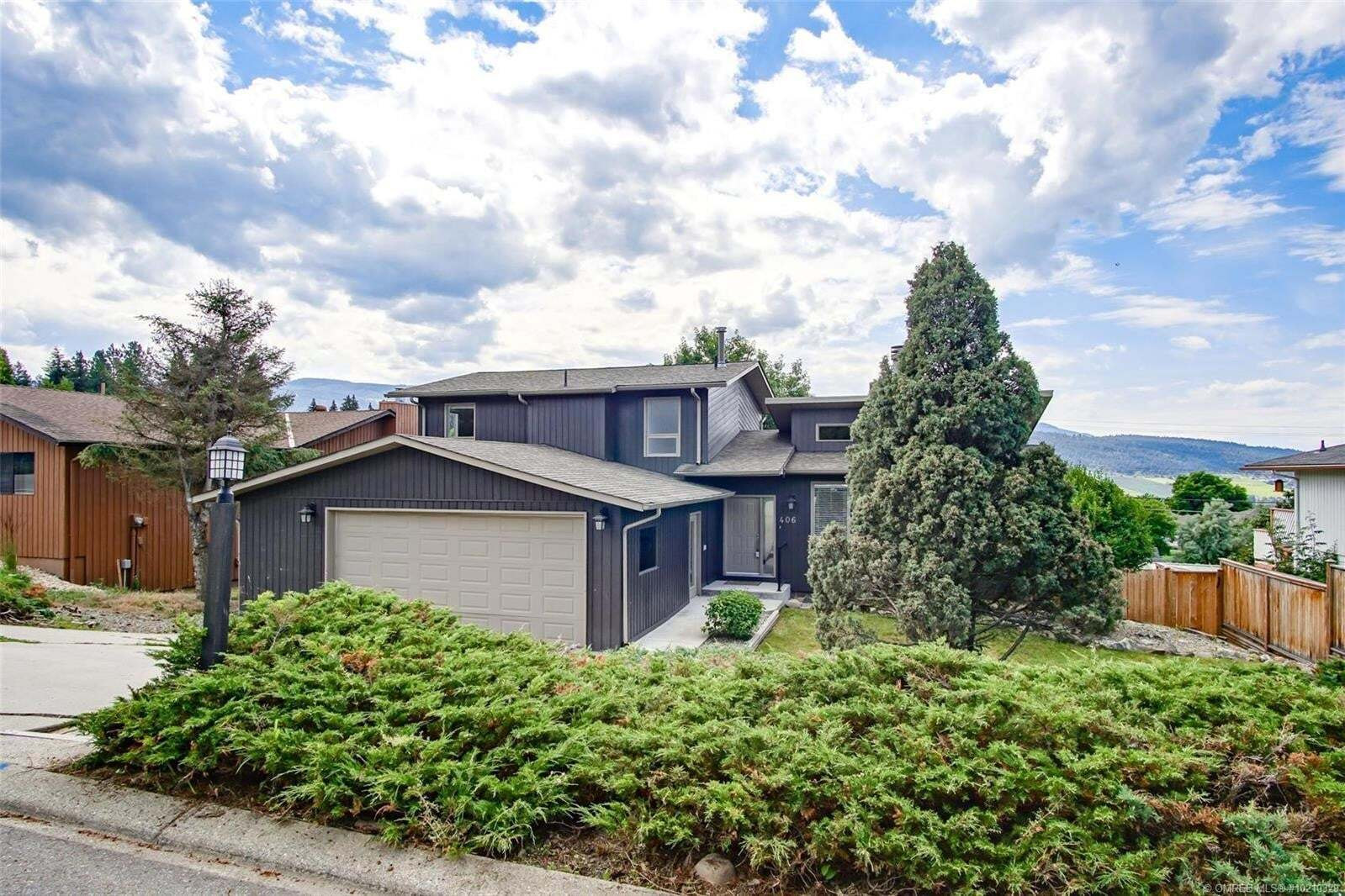 House for sale at 406 Scenic Dr Coldstream British Columbia - MLS: 10210329