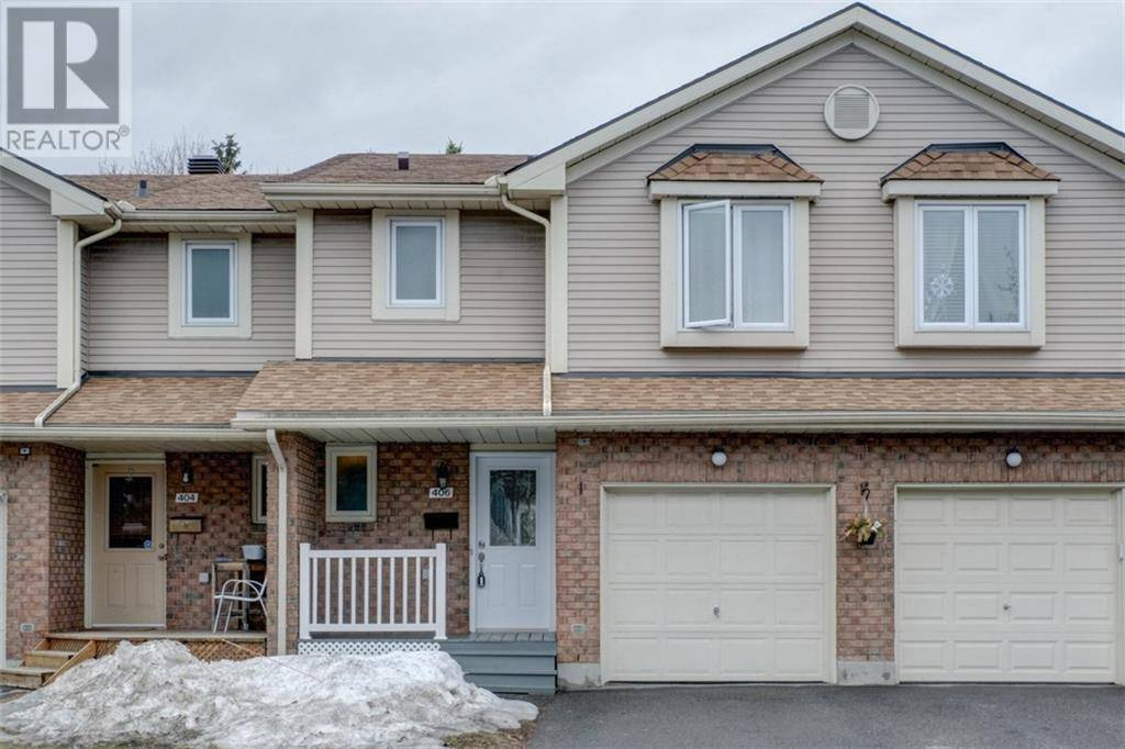 Townhouse for sale at 406 Valade Cres Orleans Ontario - MLS: 1188042