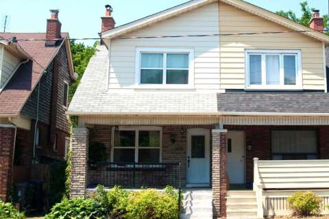 Townhouse for sale at 406 Woodbine Ave Toronto Ontario - MLS: E4814889