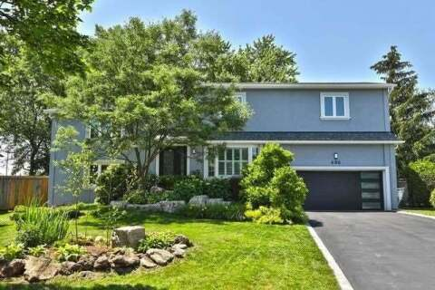 House for sale at 406 Yale Cres Oakville Ontario - MLS: W4792475
