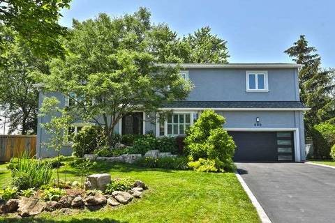 House for sale at 406 Yale Cres Oakville Ontario - MLS: W4508196