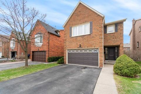 House for sale at 4060 Perivale Rd Mississauga Ontario - MLS: W4392083