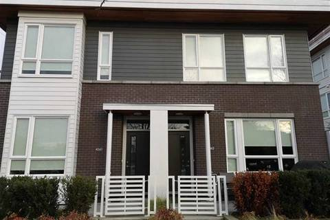 Townhouse for sale at 4060 Yukon St Vancouver British Columbia - MLS: R2393892