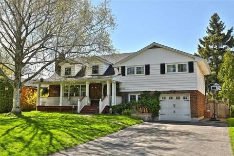 House for sale at 4063 Lorraine Cres Burlington Ontario - MLS: H4054232