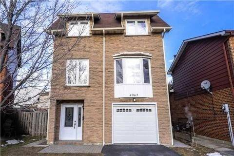 House for rent at 4067 Pavillion Ct Mississauga Ontario - MLS: W4608080