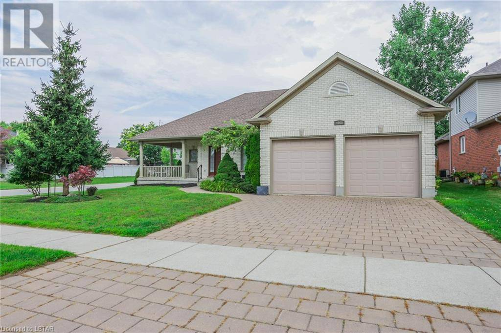 House for sale at 4068 Masterson Circ London Ontario - MLS: 213517