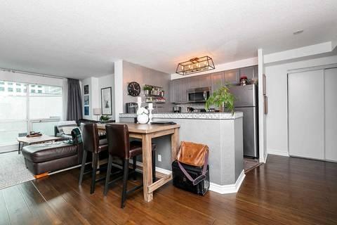 Apartment for rent at 10 Queens Quay Unit 407 Toronto Ontario - MLS: C4552592