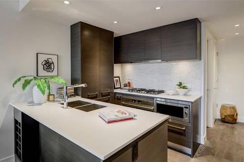 Condo for sale at 1025 5 Ave Southwest Unit 407 Calgary Alberta - MLS: C4282481