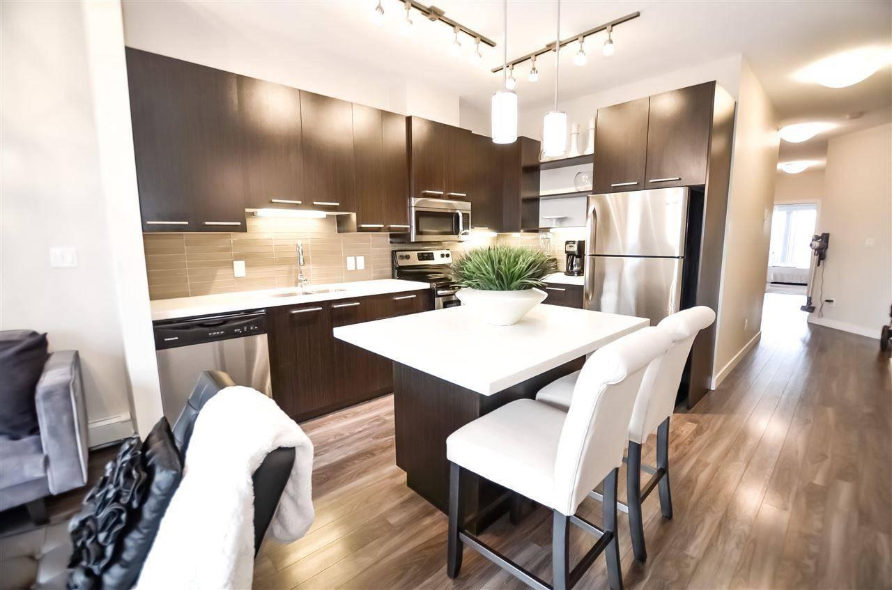 Condo for sale at 10418 81 Ave Nw Unit 407 Edmonton Alberta - MLS: E4168110