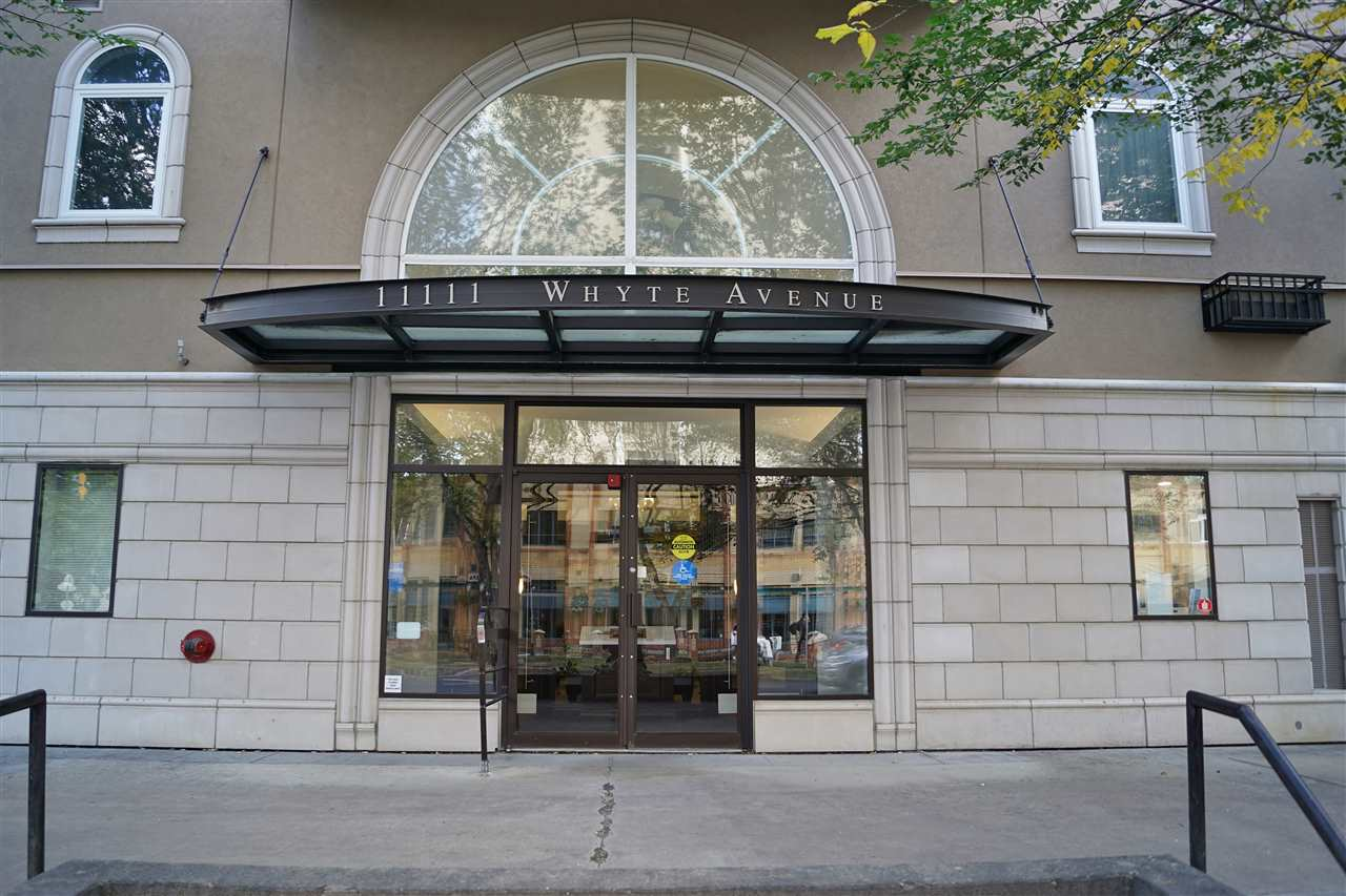 Buliding: 11111 82 Avenue, Edmonton, AB