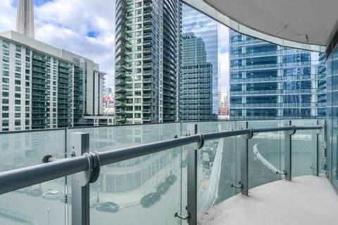 Apartment for rent at 12 York St Unit 407 Toronto Ontario - MLS: C4699304