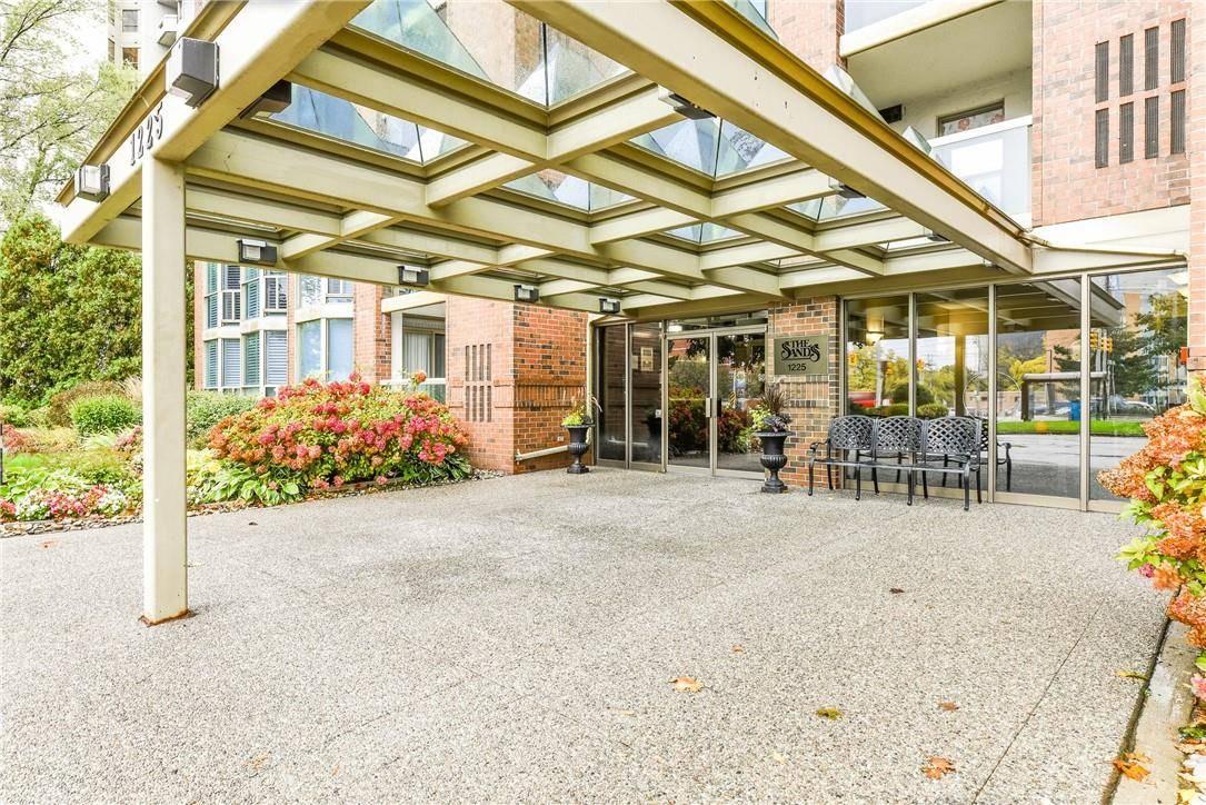Apartment for rent at 1225 North Shore Blvd E Unit 407 Burlington Ontario - MLS: H4066468