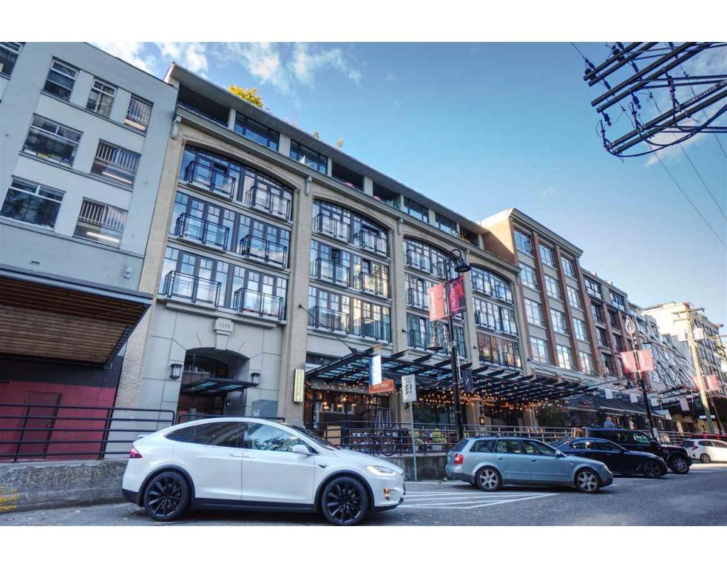 Sold: 407 - 1275 Hamilton Street, Vancouver, BC