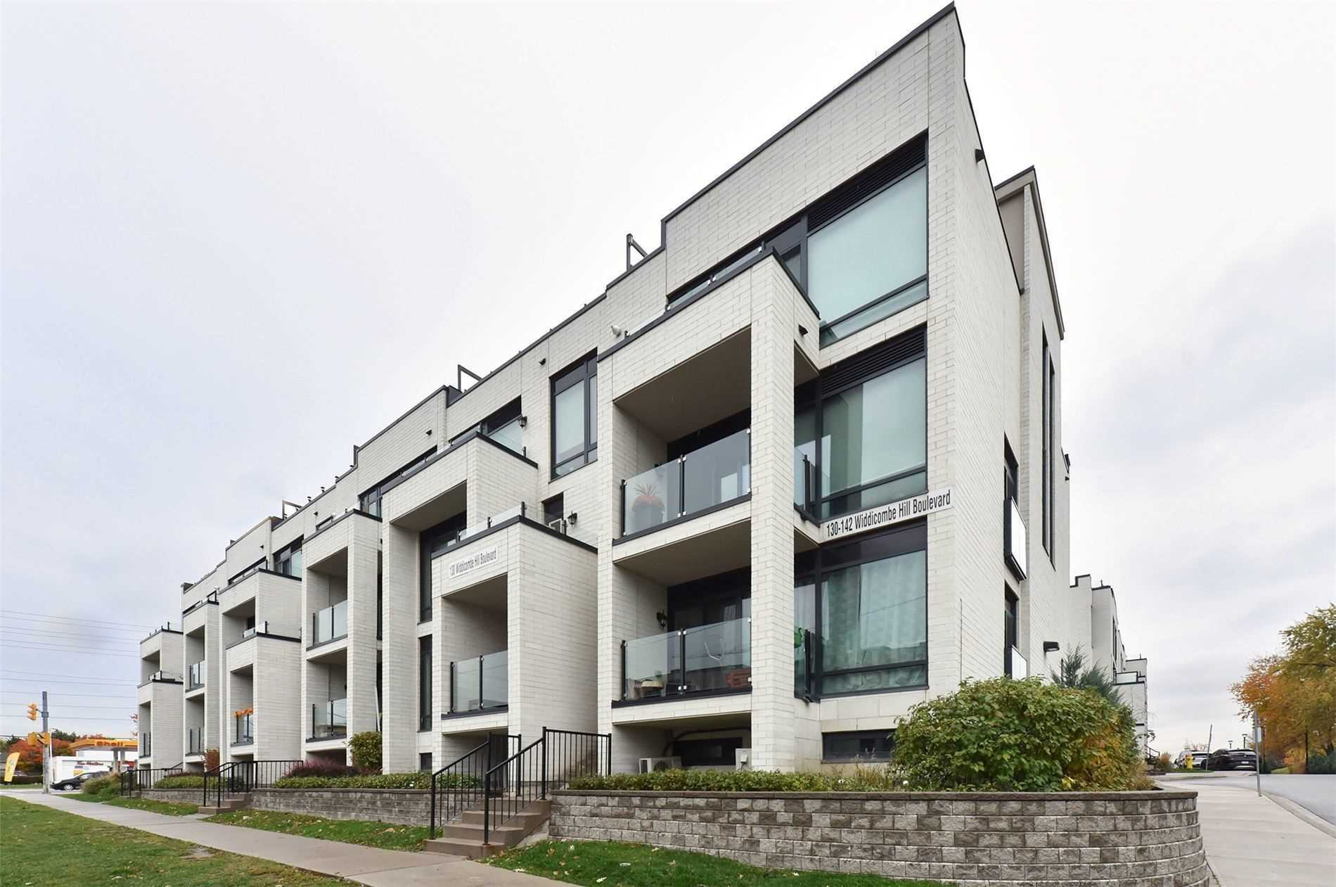 For Sale: 407 - 130 Widdicombe Hill Boulevard, Toronto, ON | 2 Bed, 2 Bath Townhouse for $719000.00. See 40 photos!