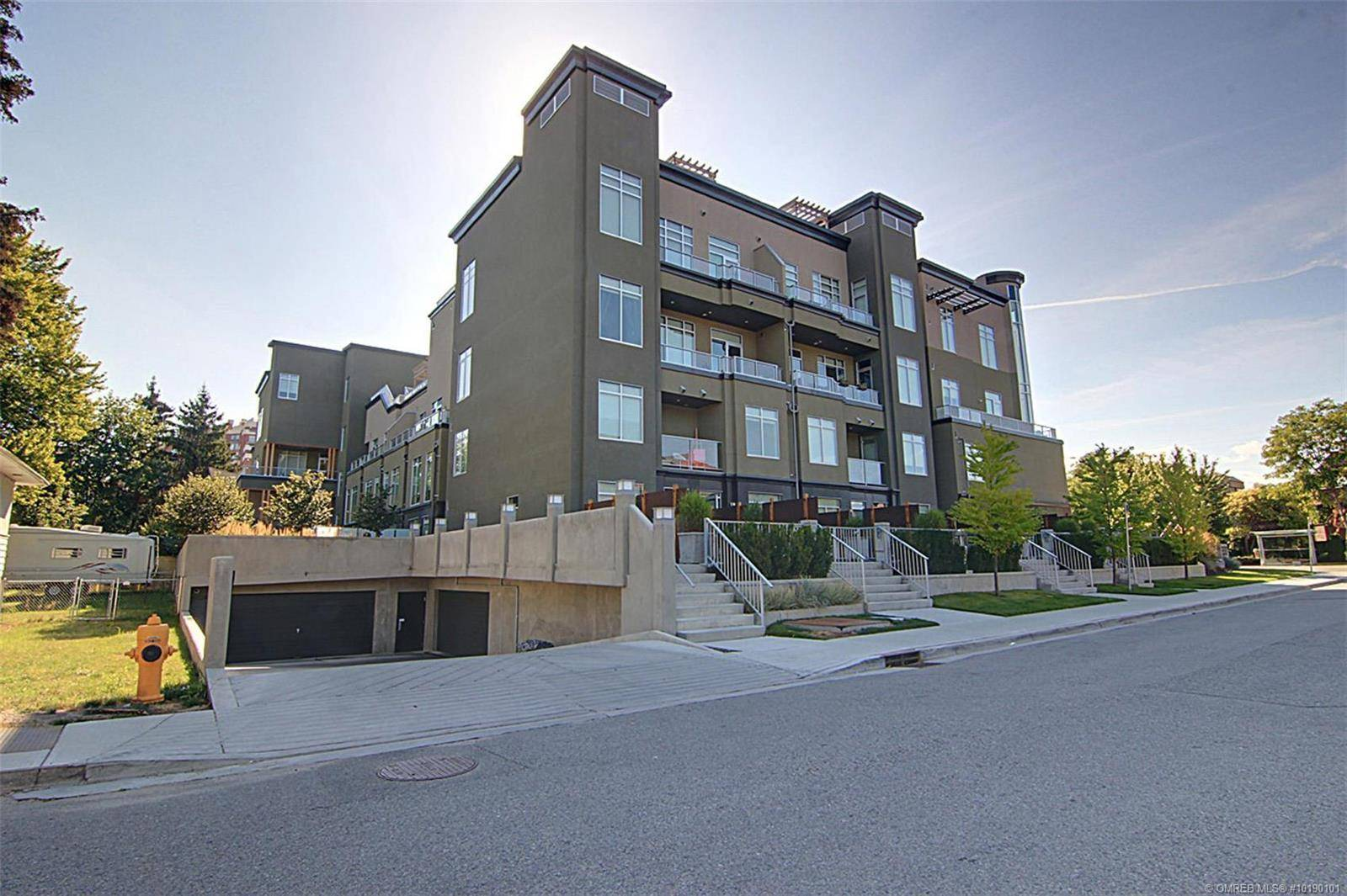 Condo for sale at 1495 Graham St Unit 407 Kelowna British Columbia - MLS: 10190101