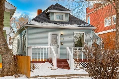 House for sale at 407 15 St Northwest Calgary Alberta - MLS: C4282115