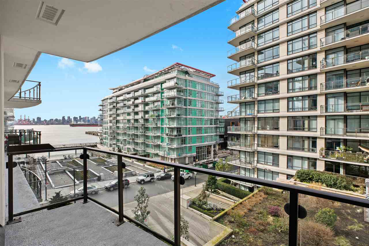 Removed: 407 - 172 Victory Ship Way, North Vancouver, BC - Removed on 2020-02-27 04:42:17
