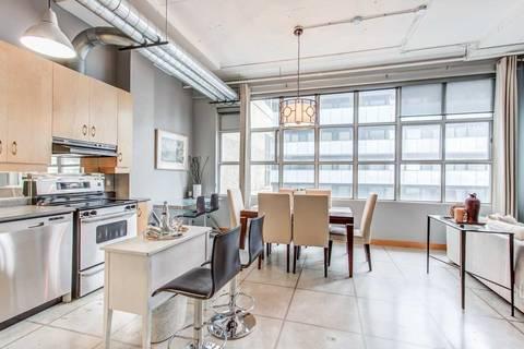 Condo for sale at 188 Eglinton Ave Unit 407 Toronto Ontario - MLS: C4452488
