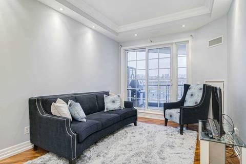 Apartment for rent at 20 Burkebrooke Pl Unit 407 Toronto Ontario - MLS: C4697303