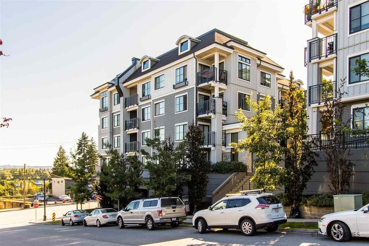 Buliding: 202 Lebleu Street, Coquitlam, BC