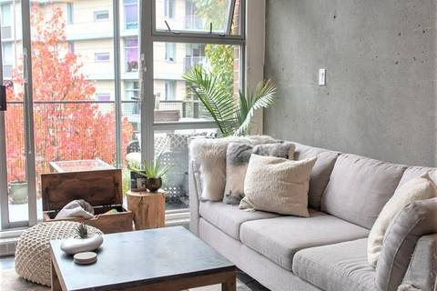 Condo for sale at 2635 Prince Edward St Unit 407 Vancouver British Columbia - MLS: R2445301