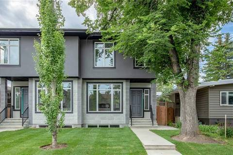 Townhouse for sale at 407 30 Ave Northwest Calgary Alberta - MLS: C4253372