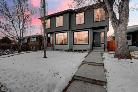 Townhouse for sale at 407 30 Ave Northwest Calgary Alberta - MLS: C4294824