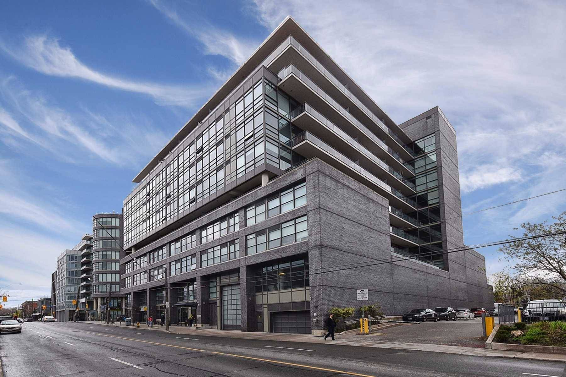 Garment Factory Lofts Condos at 233 Carlaw Ave, Toronto | 1