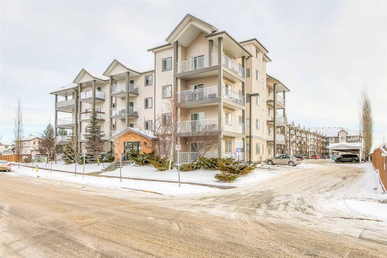 Condo for sale at 3425 19 St Nw Unit 407 Edmonton Alberta - MLS: E4182518