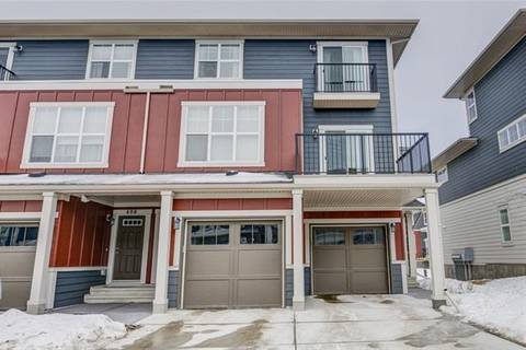 Townhouse for sale at 428 Nolan Hill Dr Northwest Unit 407 Calgary Alberta - MLS: C4233963