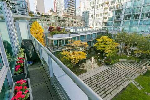 Condo for sale at 499 Broughton St Unit 407 Vancouver British Columbia - MLS: R2356575