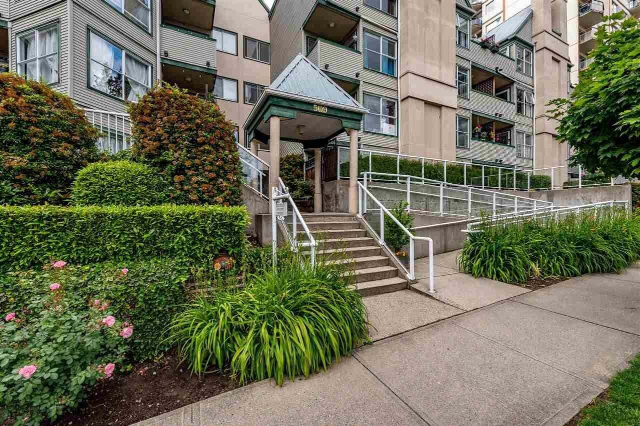 Hillside Place Condos: 509 Carnarvon Street, New Westminster, BC
