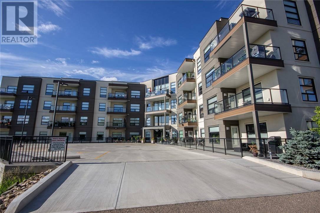 Condo for sale at 5110 36 St Unit 407 Red Deer Alberta - MLS: ca0190743