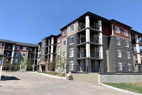 Condo for sale at 5390 Chappelle Rd Sw Unit 407 Edmonton Alberta - MLS: E4156719