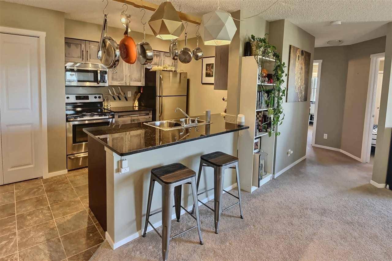 Condo for sale at 5390 Chappelle Rd Sw Unit 407 Edmonton Alberta - MLS: E4173800
