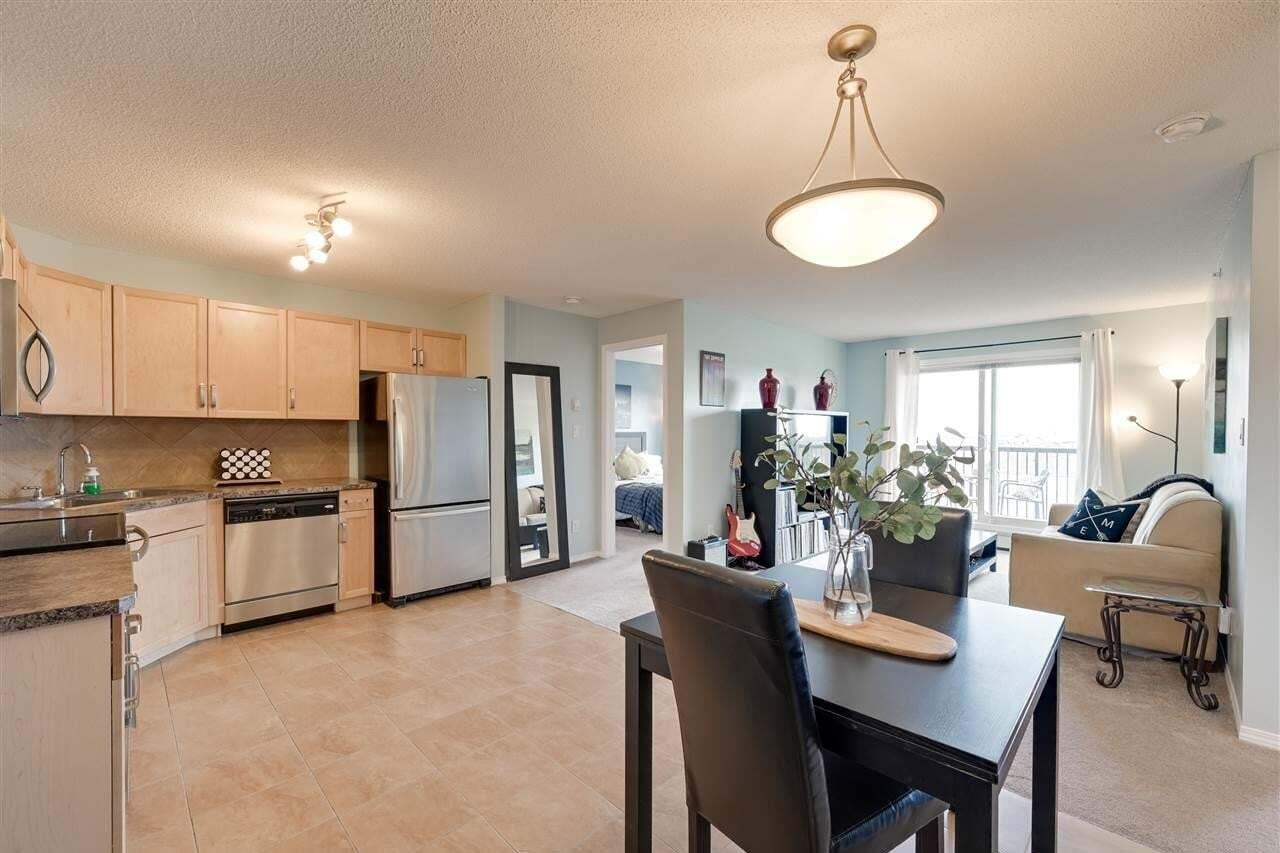 Condo for sale at 5951 165 Av NW Unit 407 Edmonton Alberta - MLS: E4211147
