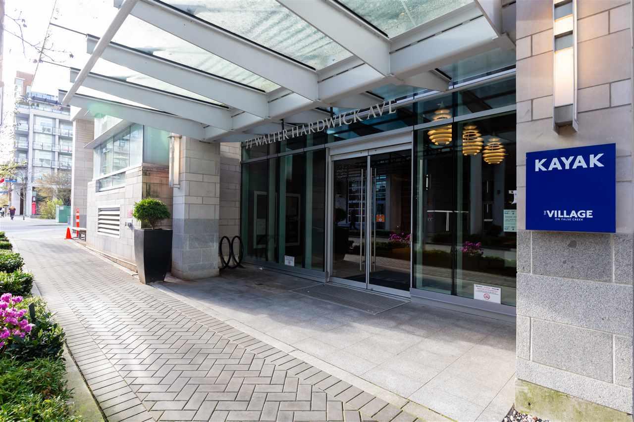 Sold: 407 - 77 Walter Hardwick Avenue, Vancouver, BC