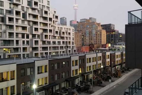 Apartment for rent at 80 Vanauley St Unit 407 Toronto Ontario - MLS: C4686167