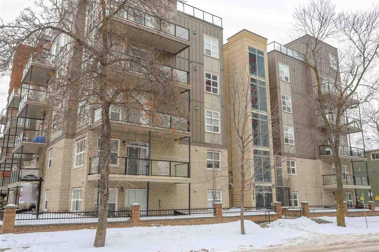 Condo for sale at 8619 111 St Nw Unit 407 Edmonton Alberta - MLS: E4184859
