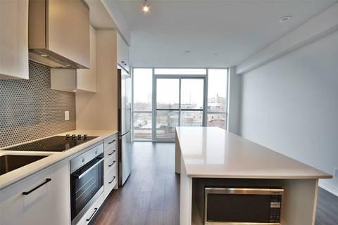 Apartment for rent at 899 Queen St Unit 407 Toronto Ontario - MLS: E4661651