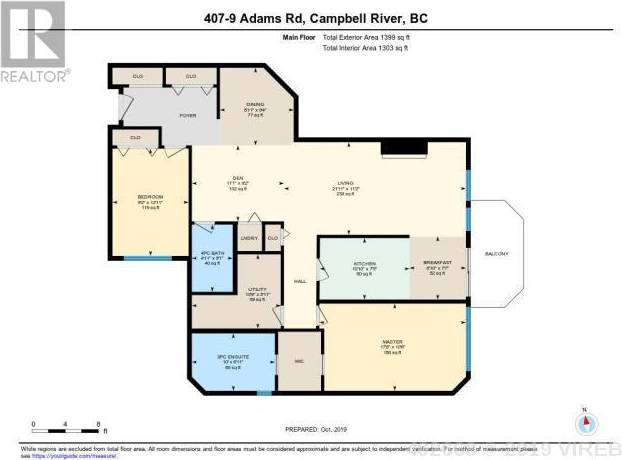 Condo for sale at 9 Adams Rd Unit 407 Campbell River British Columbia - MLS: 462668