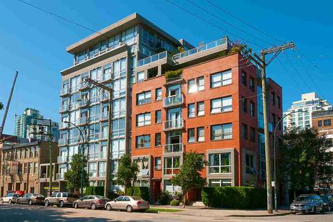 Condo for sale at 919 Station St Unit 407 Vancouver British Columbia - MLS: R2412192