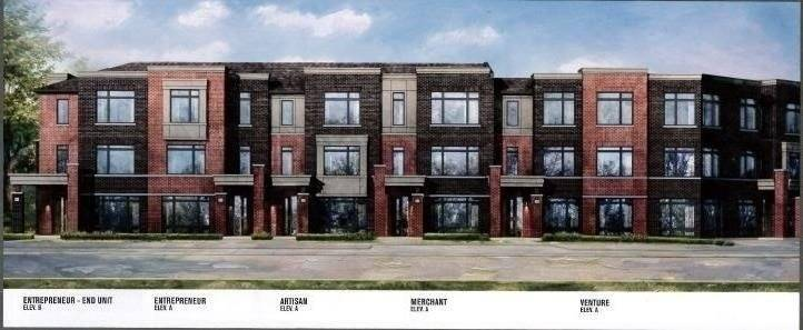 Townhouse for sale at 407 Beterans Dr Brampton Ontario - MLS: W4695477